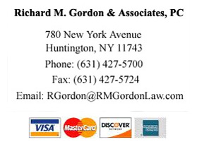 Divorce Attorney Lawyer Long Island Credit Cards